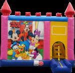 Mickey 5x5 Slide Combo