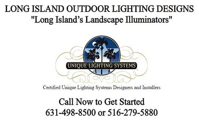 long island outdoor lighting design