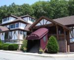 BlacK Forest Inn Entrance