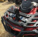 ATV Bow Rack