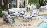 Woodard Aluminum Patio Furniture is built to last